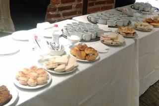 Salones con servicio integral de catering para eventos formales en buenos aires