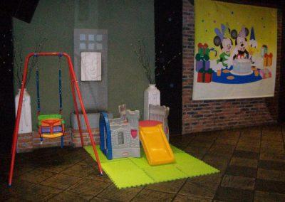 Plaza Blanda - ideal para los más pequeños