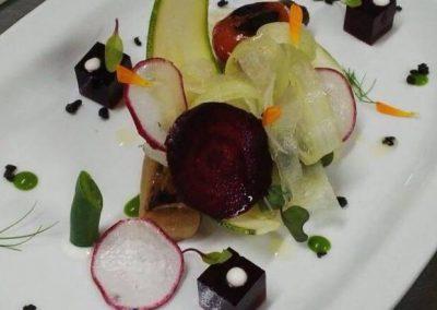 Textura de Vegetales